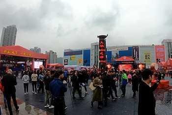 Vlog: Follow Parker to Chongqing Hotpot Festival