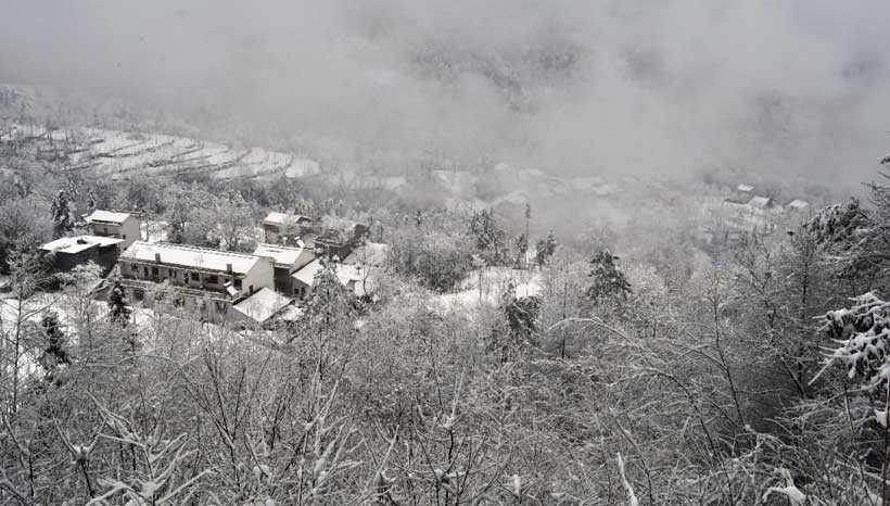 snow-Xuebao-Mountain