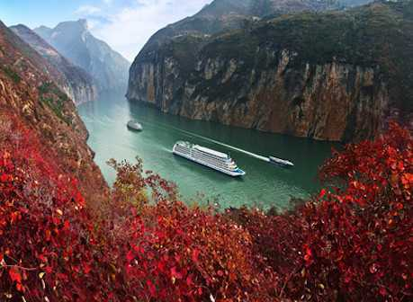 Chongqing, Hubei to Build Three Gorges into World Largest Ecotourism Demonstration Zone