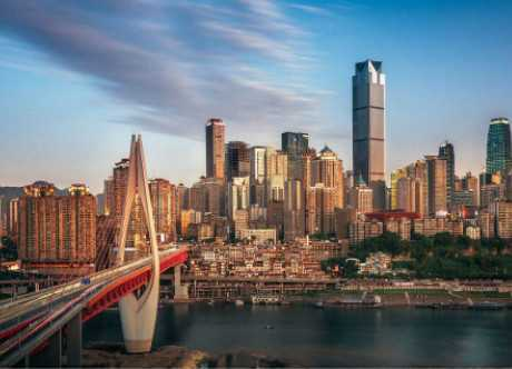 Win A Free Trip From Paris to Chongqing Worth €1800