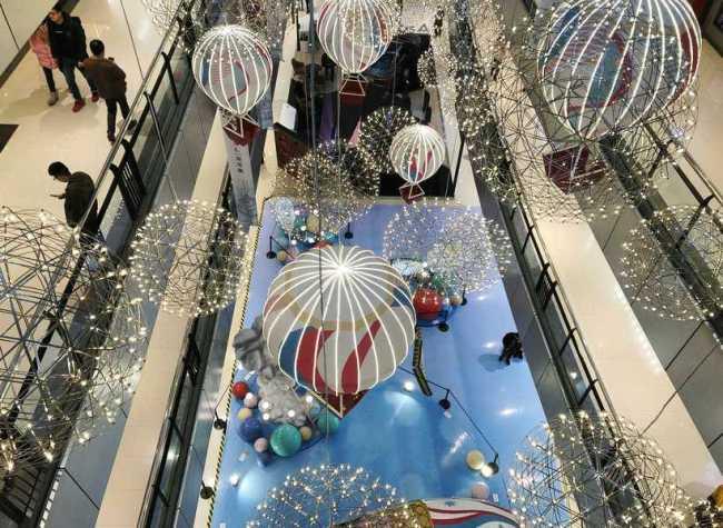 2019 New Year Guide to Shopping Malls in Chongqing
