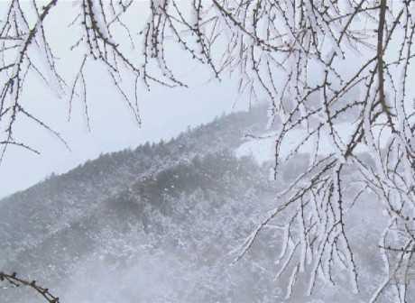 Chongqing in 100 Seconds: kaizhou Xuebao Mountain
