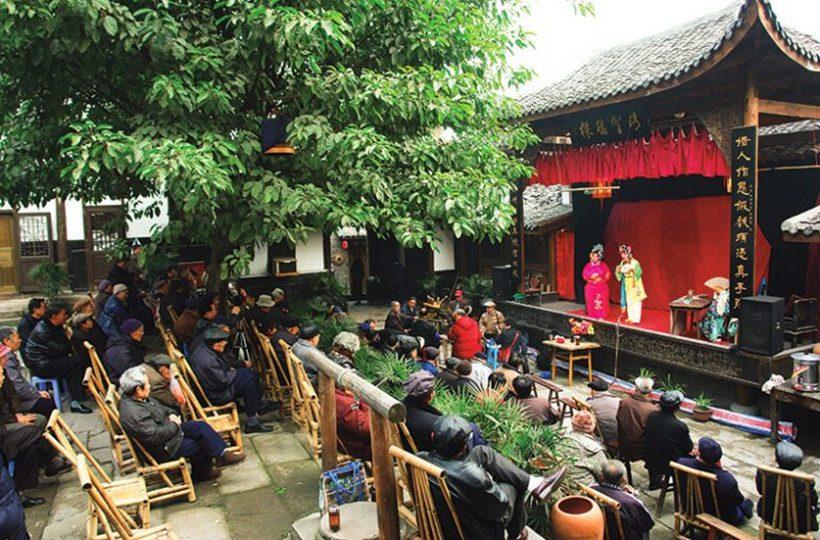 ciqikou-ancient-town-sichuan-opera
