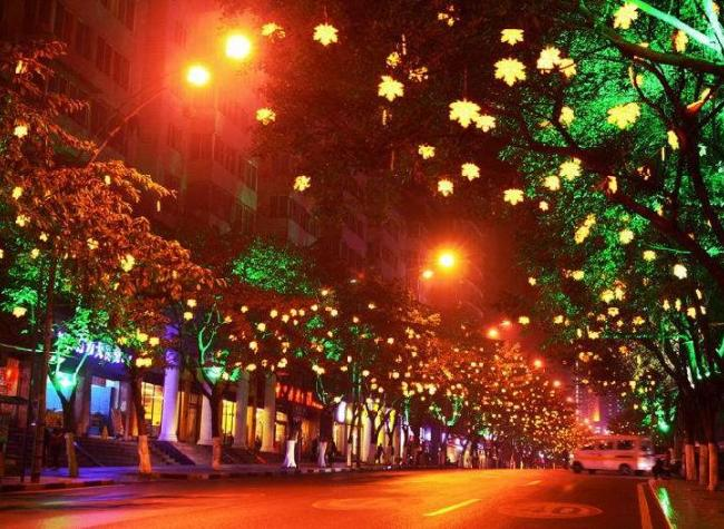 Guide to 2019 Spring Festival Light Viewing in Chongqing