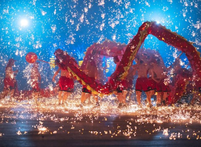 Tongliang Fire Dragon Dance: A Worthy-to-See Traditional Folk Show