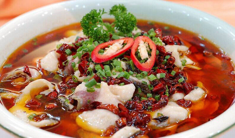 Chongqing-dishes-fish-filets-hot-chili-oil