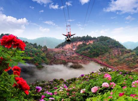 Dianjiang, Chongqing: The Hometown of Chinese Peony Flower