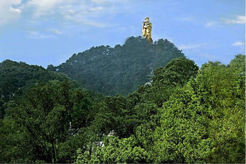 Nanshan-Mountain
