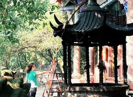 Laojun Dong Taoist Temple
