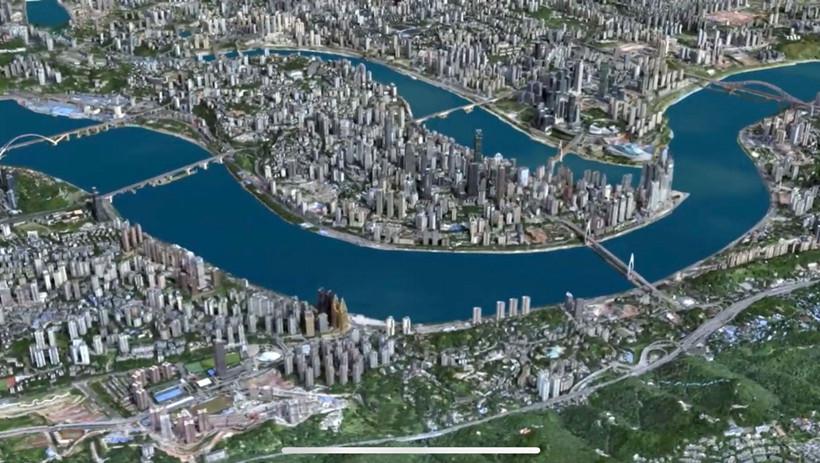 3D-model-city
