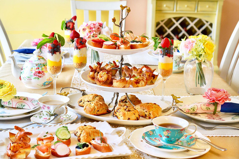Afternoon-Tea-England