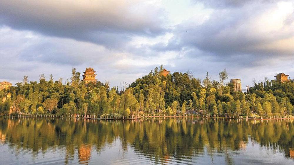 Bishan-District-lake