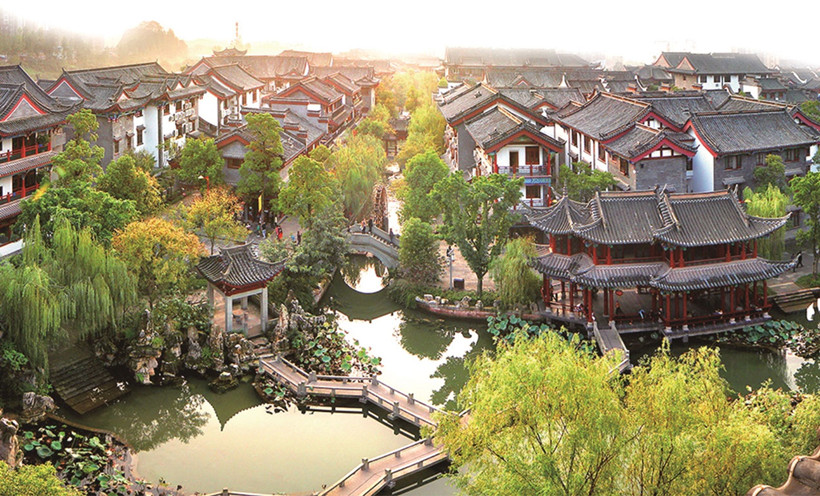Changshou-ancient-town