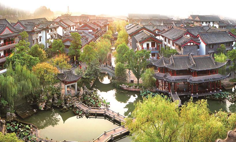 Changshou-ancient-town