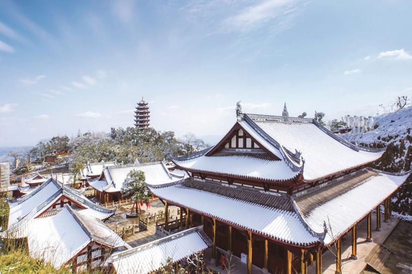 Changshou-mountain
