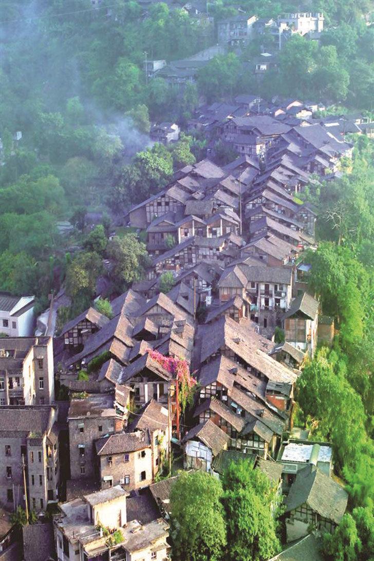 Changshou-sandaoguai