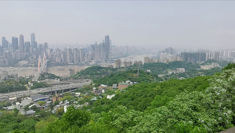 Nanshan-Mountain-viewing