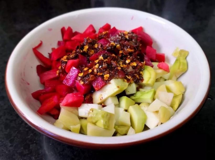 Pickled-Vegetables-side-dish