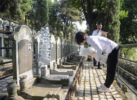 Qingming Festival- Tomb Sweeping Day in China