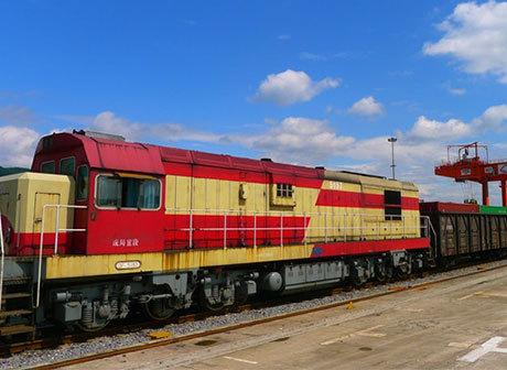 Chongqing-Vietnam Trains Strive to Achieve a One Round-trip Train Each Day