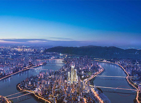 Chongqing Is Accelerating the Construction of Corridors to Foreign Countries