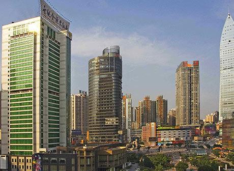 The Trade Achievements of Jiangbei District of China (Chongqing) Pilot Free Trade Zone