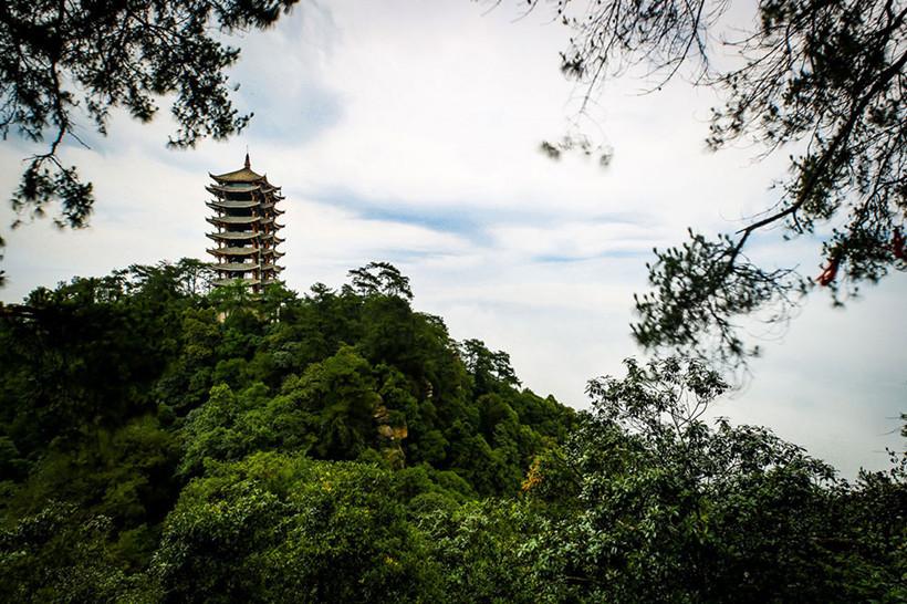 Beibei-jinyun-mountain