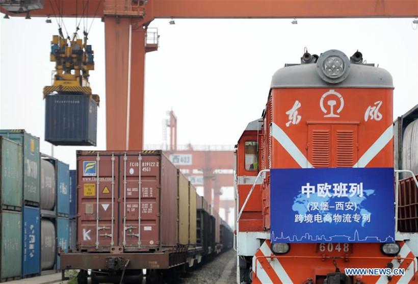 Development-freight-train