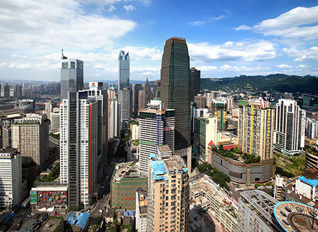 Chongqing will Invest over RMB 370 Billion in Infrastructure Promotion