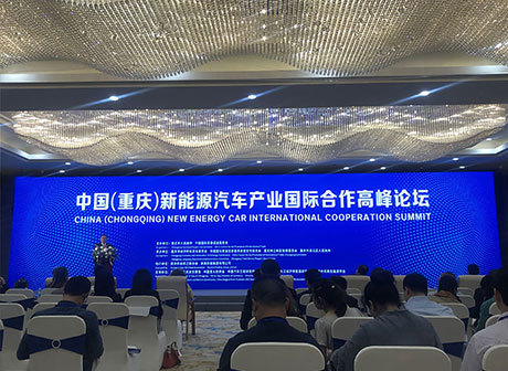 Mutually Beneficial Cooperation in the Industry of NEVs to be Enhanced by Domestic and Foreign Experts