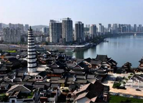 Hechuan: a warm city with history and charm