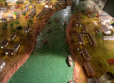 Chongqing Beibei Museum: a pastoral look at the last century, in miniature