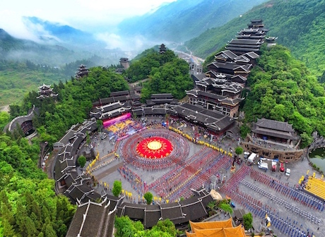 Ecological Tourism Culture Festival in Chongqing to Open Next Month