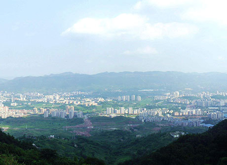 Jinyun Mountain
