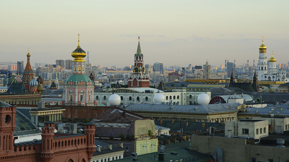 Russia-Week