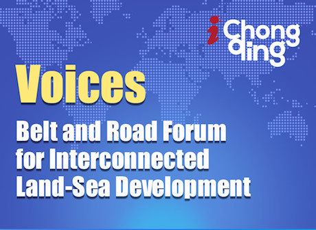 Graphics: Voices at B&R Forum for Interconnected Land-Sea Development