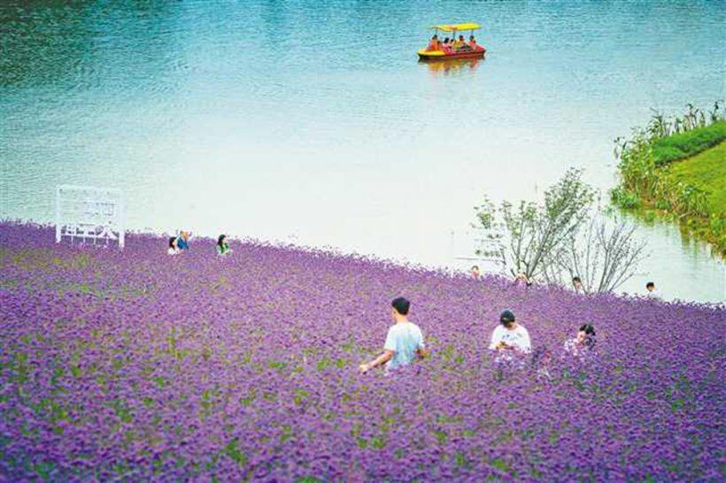 Hengshan in Qijiang District: