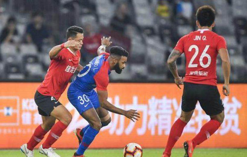 Chongqing SWS beat Shenzhen Kaisa 2-0