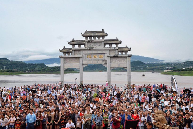 Xituo Ancient Town of Shizhu County Opened on July 23