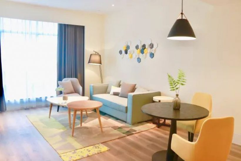 First International Service Apartment in Liangjiang New Area