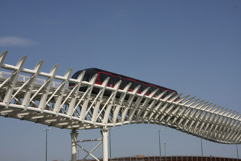 An Ultra-High Speed Maglev Trains