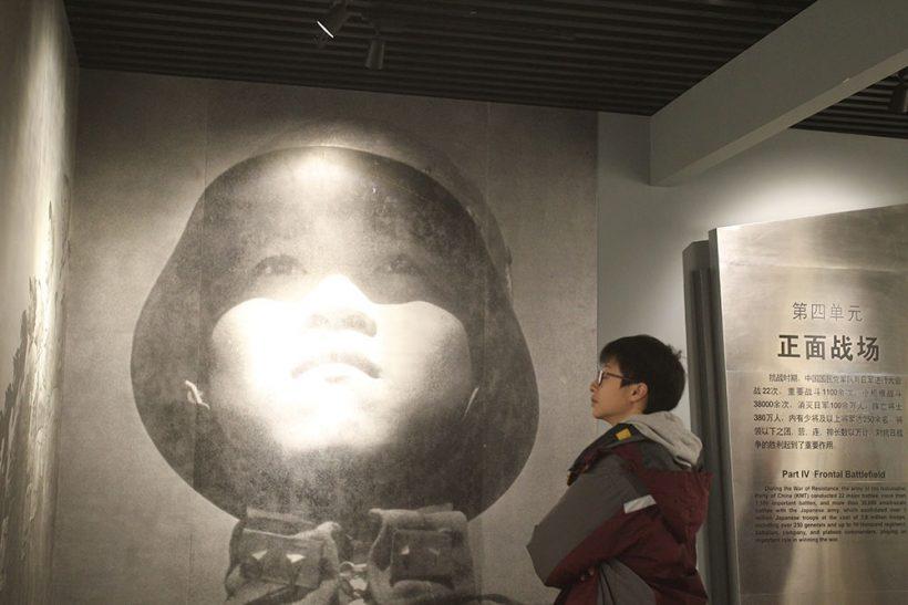 Part IV in Jianchuan Museum