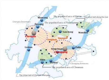 The Integrated Development of Chengdu-Chongqing City Cluster`s Roadmap