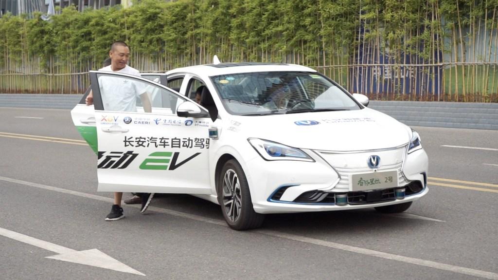 Autonomous-Driving-experience