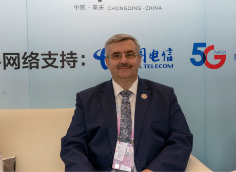 Deputy Mayor of Rzeszów, Poland: Apply What I've Learned at Smart China Expo to Our City Development