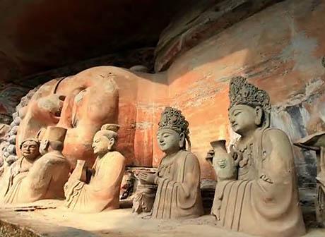 Discover Dazu Rock Carvings