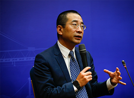 President of Schneider Electric (China): Developing Intelligent Logistics Requires Innovation