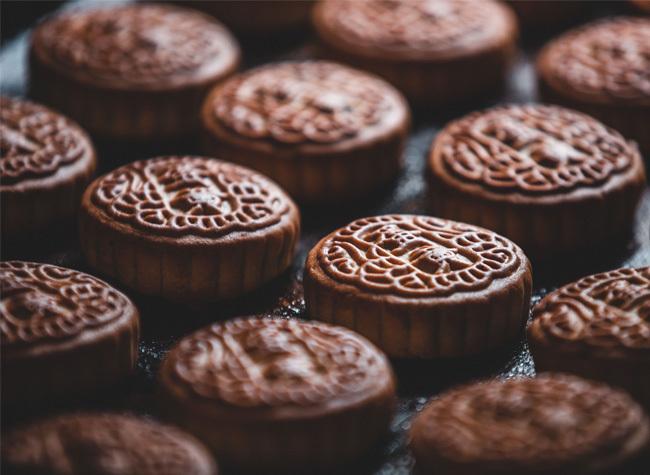 Vlog : Grandma's Moon Cake Shop