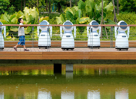 Experience Smart Technology in Chongqing Smart Park