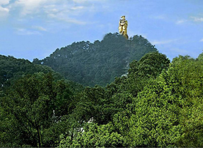 Nanshan Mountain